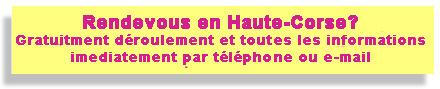 Gratuit déroulement et toutes les infos sur TeamCorseLife en Haute-Corse
